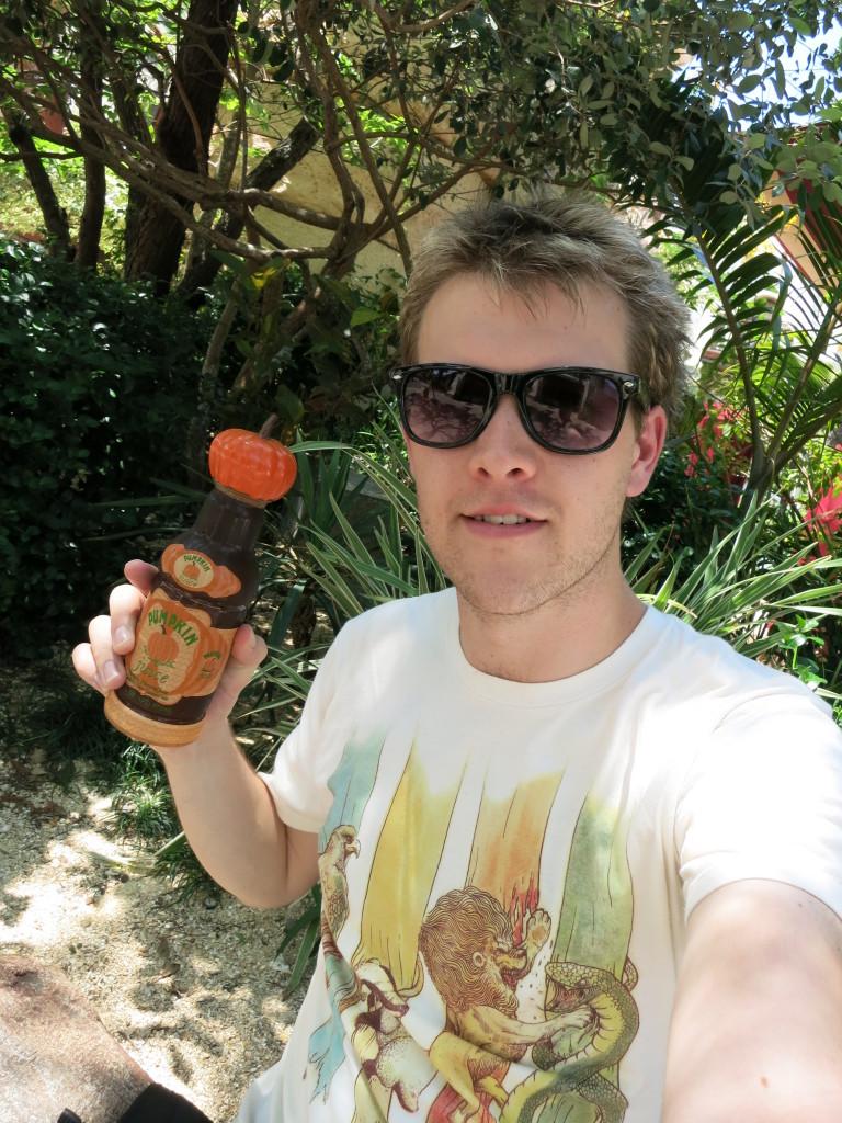 Pumpkin juice!