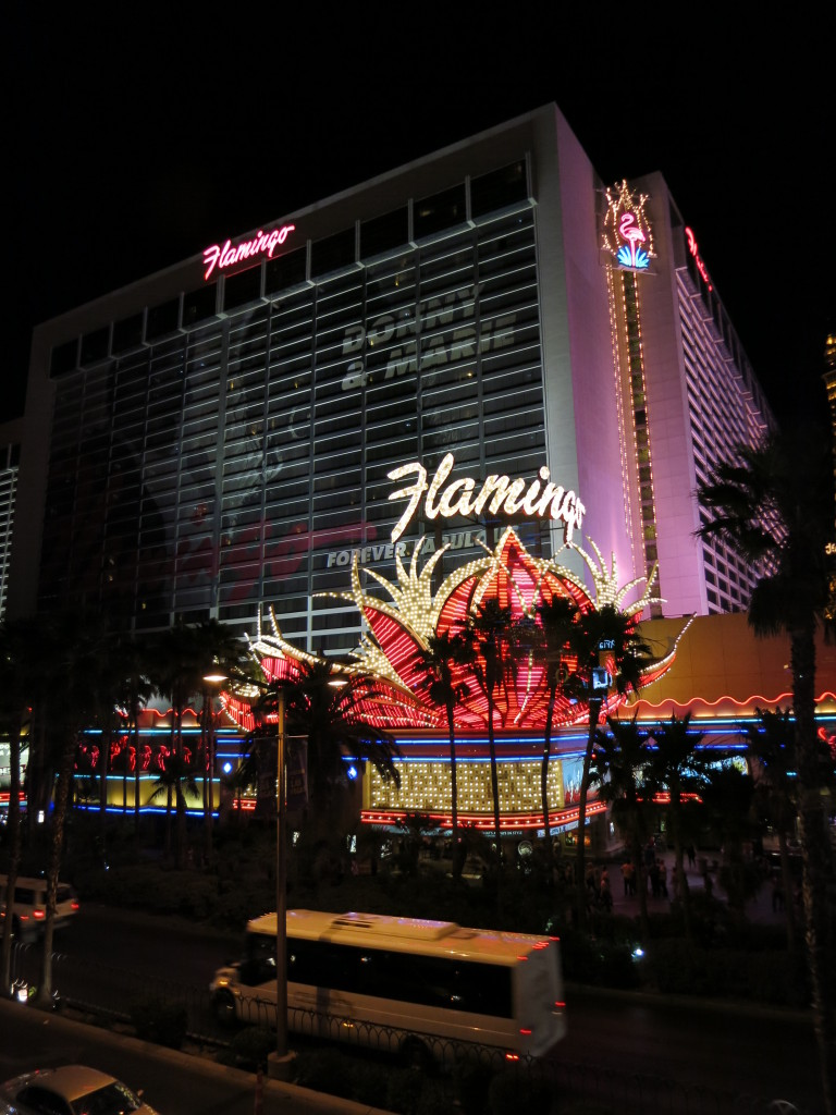 My home, the Flamingo