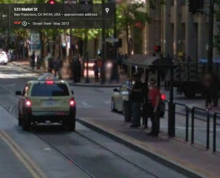 Spotted on Streetview!