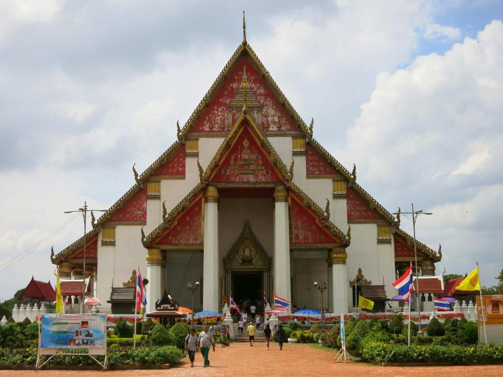 Wihan Phramongkhon Bophit