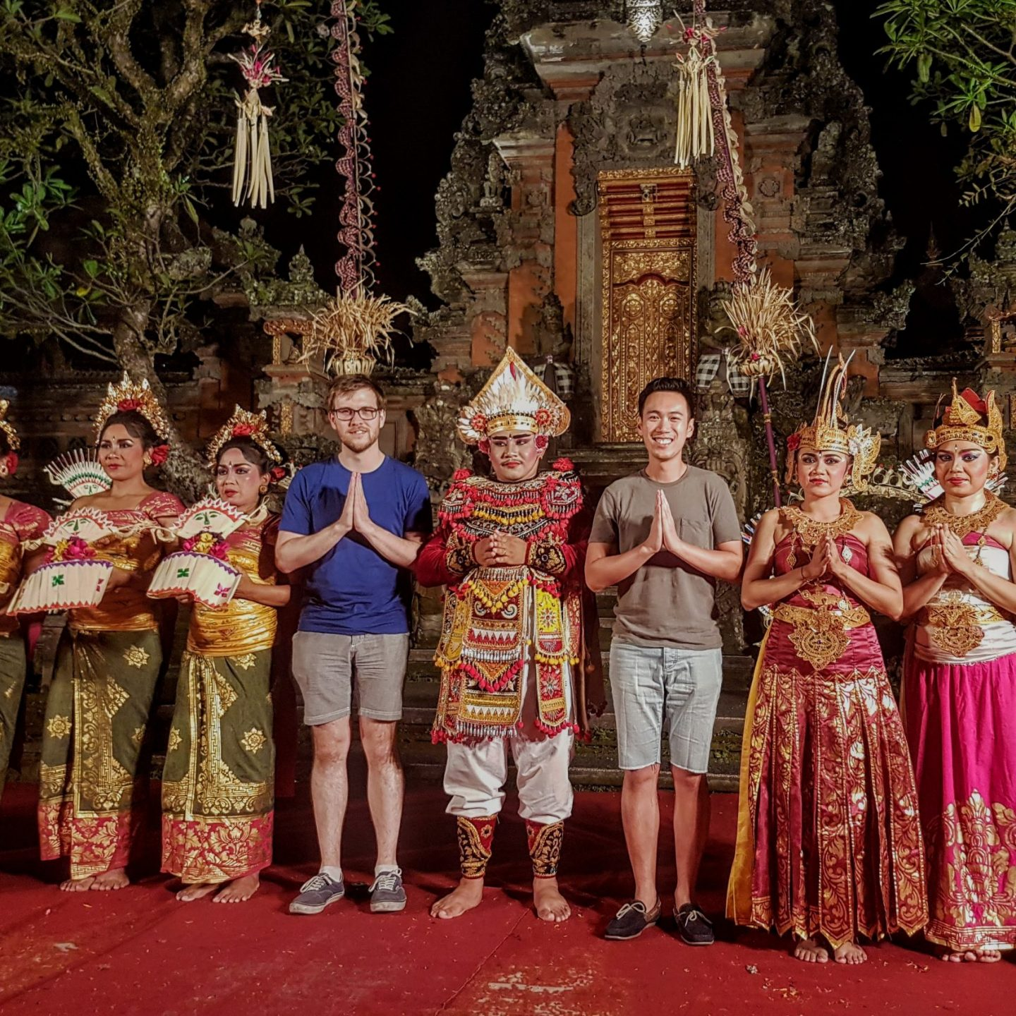 Exploring Ubud and the monkey forest